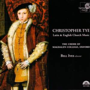 Christopher Tye - Latin & English Church Music