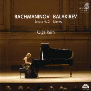 Rachmaninov: Piano Sonata No. 2, Balakirev: Islamey & other Russian piano works Product Image