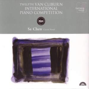Van Cliburn Competition 2005: Sa Chen