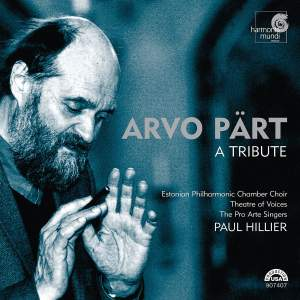 Arvo Pärt - A Tribute