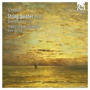 Schubert: Quintet in C D956 & Quartettsatz D703
