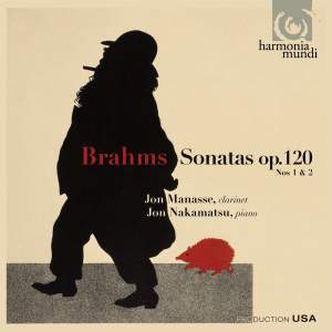 Brahms - Clarinet Sonatas