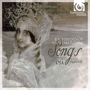 Shostakovich & Rachmaninov Songs