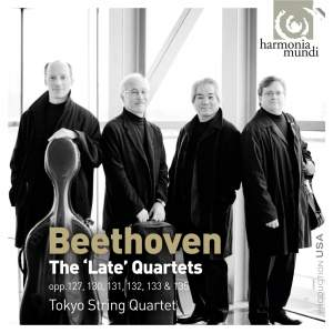 Beethoven: The 'Late' Quartets