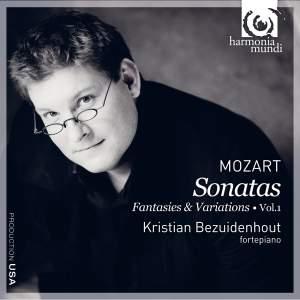 Mozart: Keyboard Music Volume 1