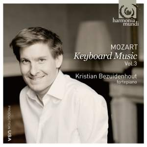 Mozart: Keyboard Music Vol. 3