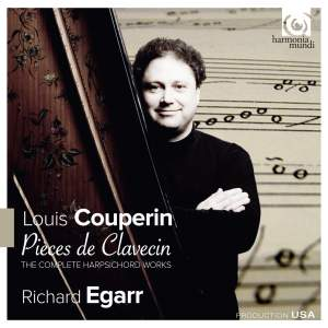Louis Couperin: Complete Keyboard Works