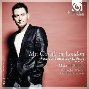 Mr Corelli in London Product Image