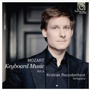 Mozart: Keyboard Music Volume 4