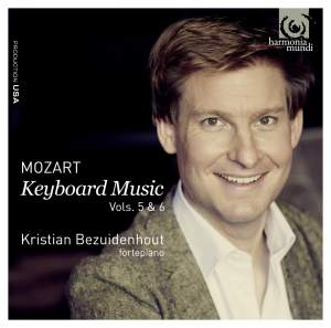 Mozart: Keyboard Music Volumes 5 & 6