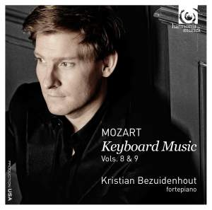 Mozart: Keyboard Music Volumes 8 & 9