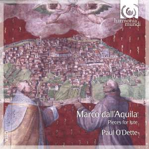 Marco dall'Aquila - Pieces for Lute