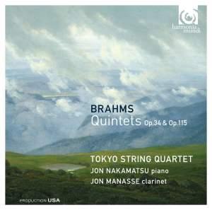 Brahms: Quintets Opp. 34 & 115