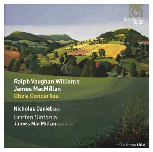 Vaughan Williams & James Macmillan: Oboe Concertos