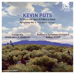 Kevin Puts: Symphony No. 4