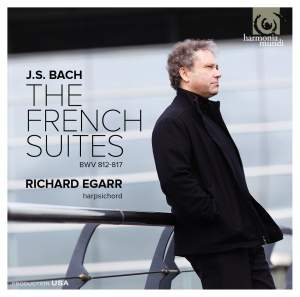 Bach, J S: French Suites Nos. 1-6, BWV812-817 Product Image
