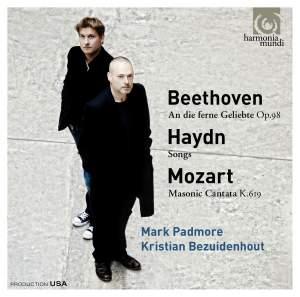 Beethoven - Haydn - Mozart : Lieder