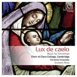 Lux de caelo: Music for Christmas Product Image