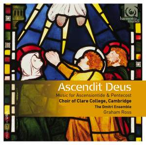 Ascendit Deus: Music for Ascensiontide & Pentecost Product Image