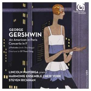Gershwin: An American in Paris & Piano Concerto in F Product Image