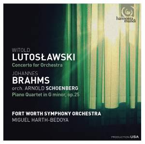 Lutosławski: Concerto for Orchestra Product Image