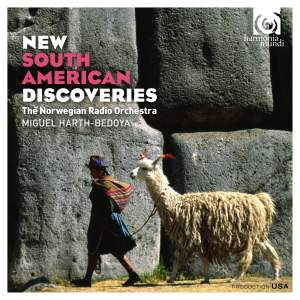 New South American Discoveries