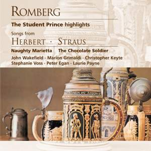 Romberg, S: The Student Prince (highlights), etc.
