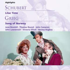 Schubert: Highlights from Lilac Time, etc.