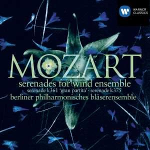Mozart - Serenades for Wind Ensemble