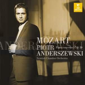 Mozart - Piano Concertos Nos. 17 & 20