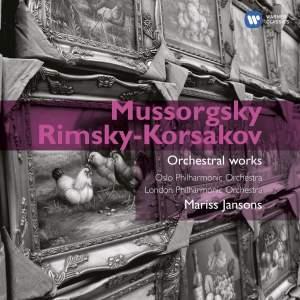Mussorgsky & Rimsky Korsakov: Orchestral Works
