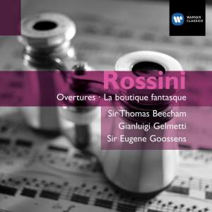 Rossini - Overtures & La Boutique Fantasque