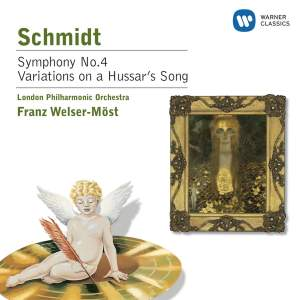 Schmidt, F: Symphony No. 4 in C major, etc.