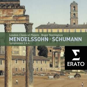 Mendelssohn: Symphony No. 3 in A minor, Op. 56 'Scottish', etc.