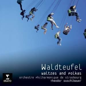 Waldteufel: Waltzes, etc. Product Image