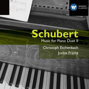 Schubert - Music for Piano Duet 2