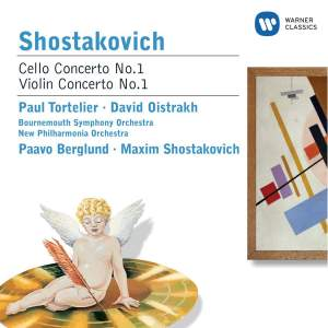 Shostakovich: Cello Concerto No. 1 in E flat major, Op. 107, etc.