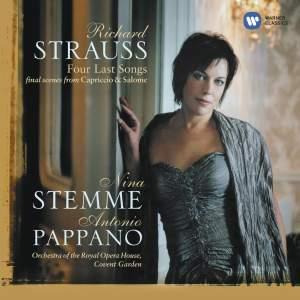 Strauss: Vier letzte Lieder, final scenes from Capriccio & Salome