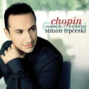 Chopin: Piano Sonata No. 2 & Scherzos