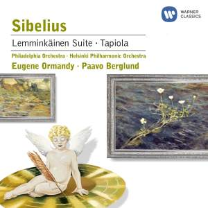 Sibelius: Four Legends from the Kalevala