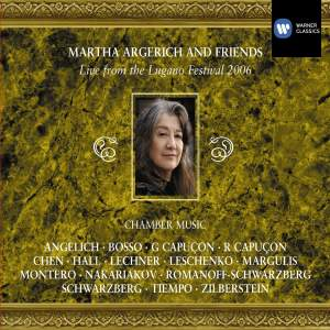 Martha Argerich & Friends: Live from the Lugano Festival 2006