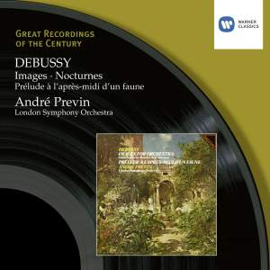 Debussy: Images pour piano - Books 1 & 2, etc.