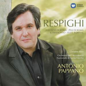 Respighi - The Roman Trilogy