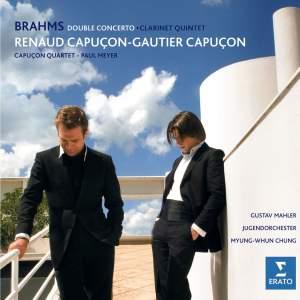 Brahms: Double Concerto & Clarinet Quintet