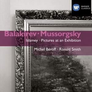 Mussorgsky & Balakirev - Solo Piano Music