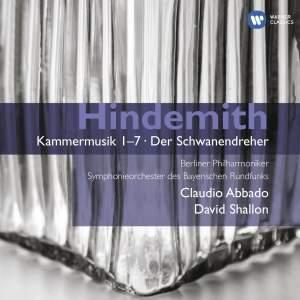 Hindemith - Kammermusik Nos. 1-7
