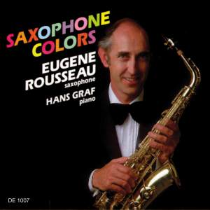 Saxophone Colors