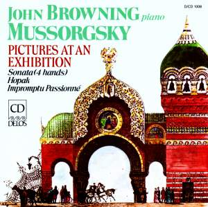 Mussorgsky: Piano Works Product Image