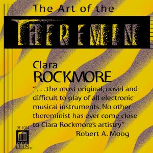 The Art of the Theremin Product Image