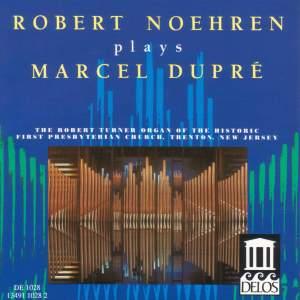 Robert Noehren plays Marcel Dupré Product Image